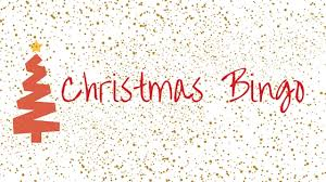 Christmas Bingo – Friday 6th December 2019