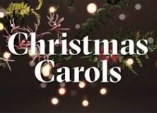 Carols Around the Christmas Tree – Sunday 17th December at 4pm