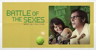 Battle of the Sexes – Saturday 31st March
