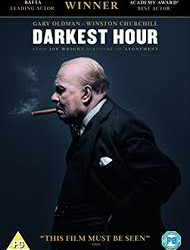 First Film of the Season – The Darkest Hour – Saturday 22nd September