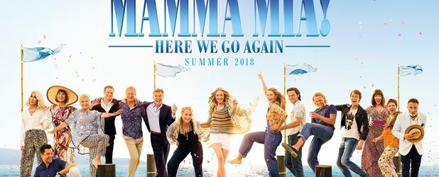 Mamma Mia 2 – Saturday 15th December