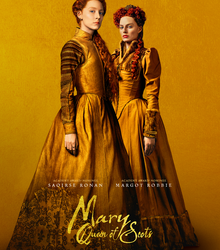 Mary Queen of Scots – Saturday 19th October