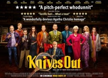 Knives Out – Saturday 18th April